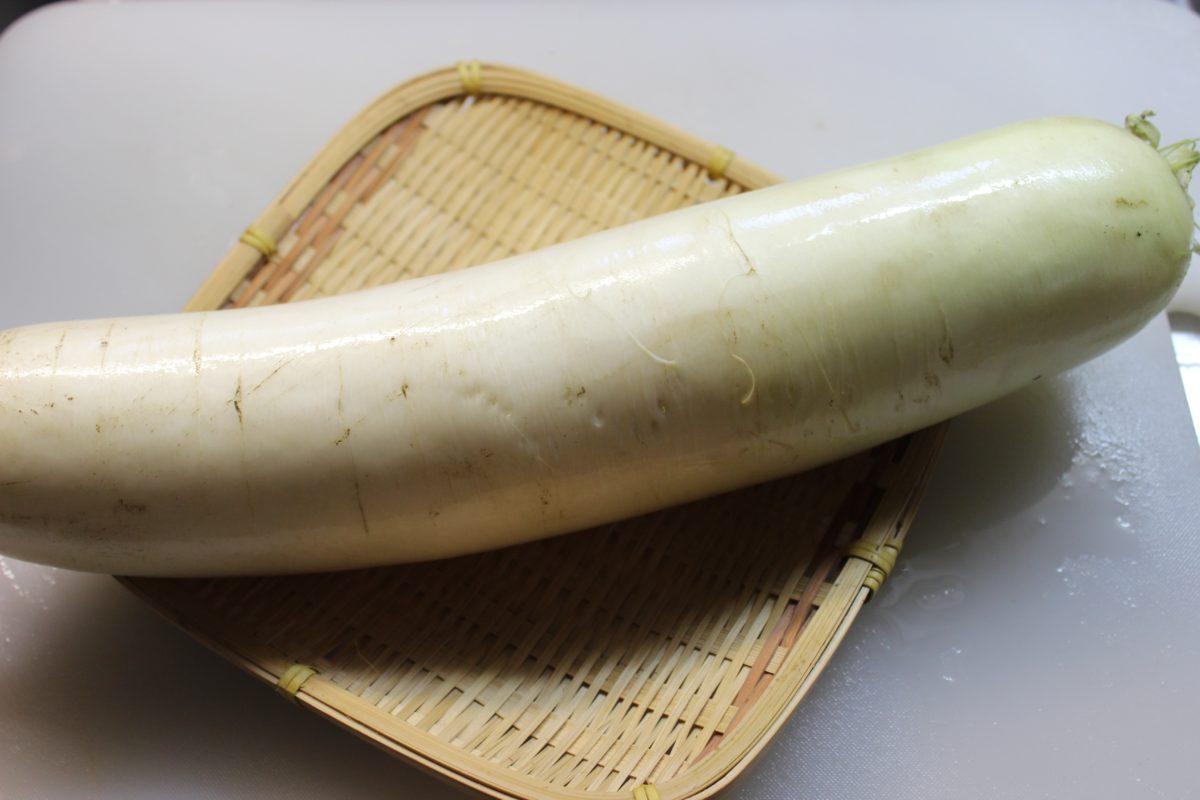 【まるっと使い切り】冬野菜大根!