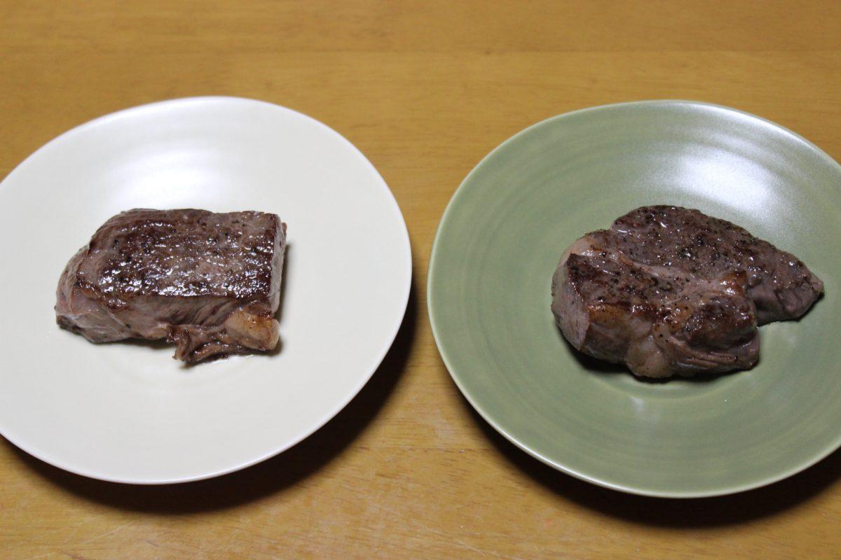 【話題の低温調理器】外国産ステーキ食べ比べ!