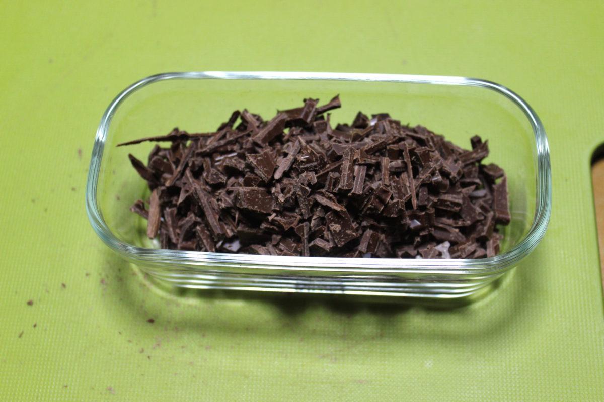 簡単!とろける生チョコ,卵アレルギー対策,小麦アレルギー対策