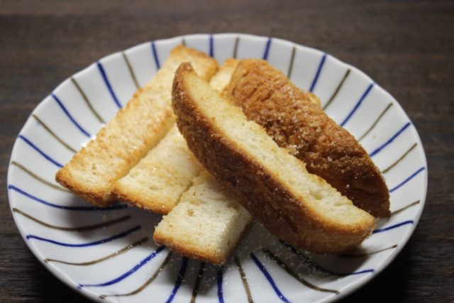 米粉シュガーラスク