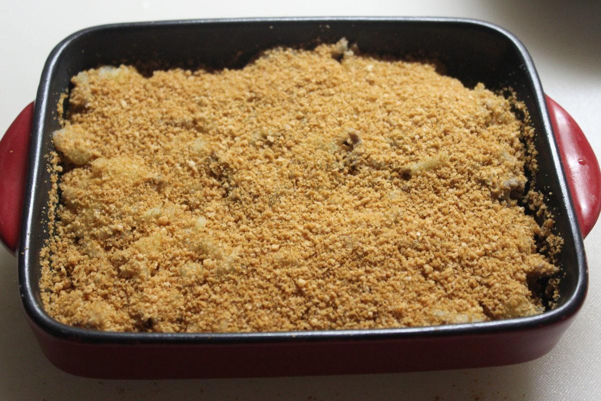 小麦不使用スコップコロッケ,小麦アレルギー対策